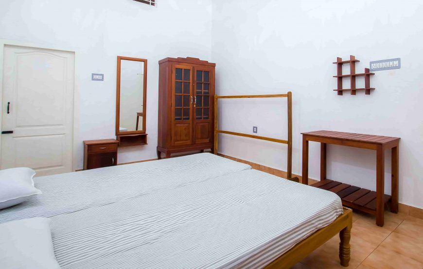 Well furnished bedroom of attapadi stay