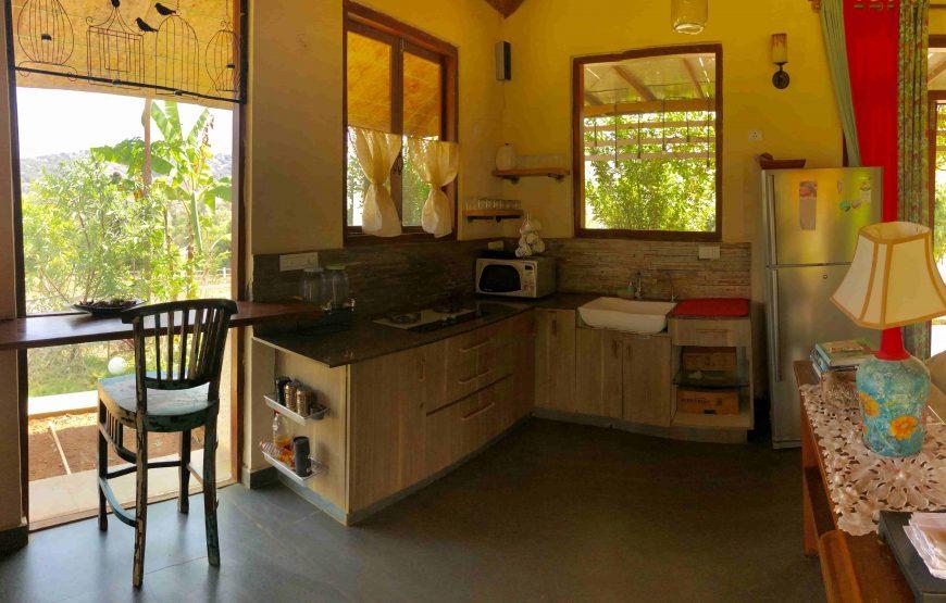 Modular kitchen in forest hills estate bettamugilalam
