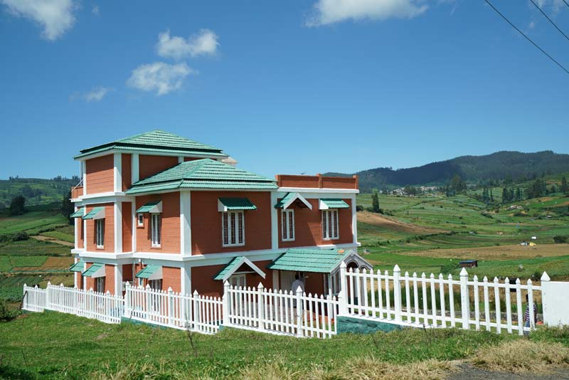 red fort one of the best resorts in ooty