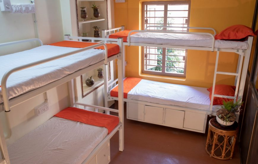 Double cartbeds of the Decostel Coimbatore