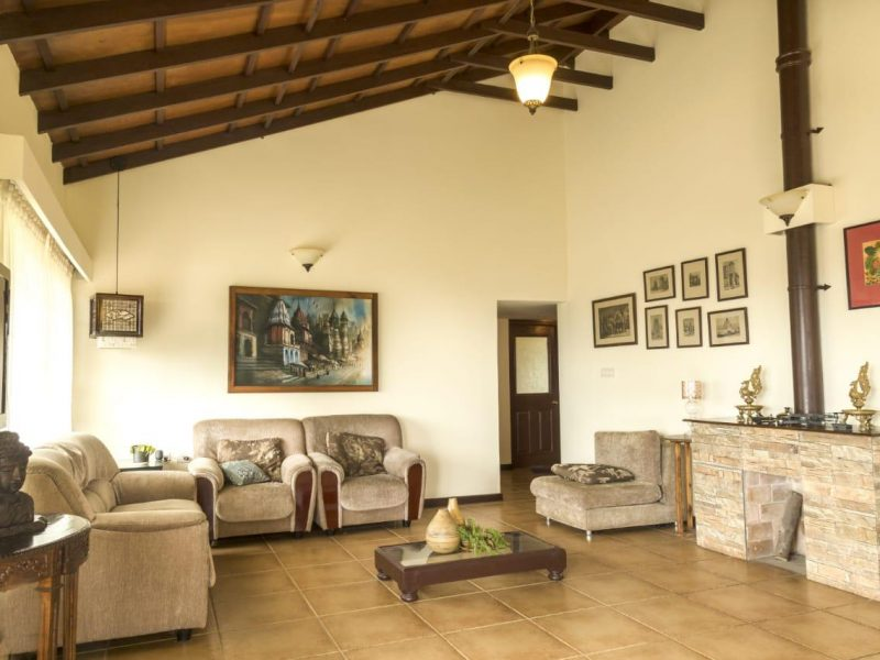 hall of serenity homestay kotagiri