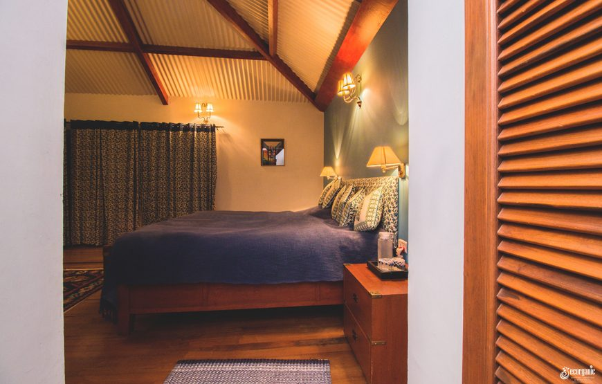 well cushioned beds in Kotagiri resorts homestay
