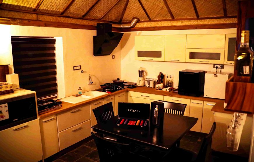 Modular Kitchen in anaikatti homestay