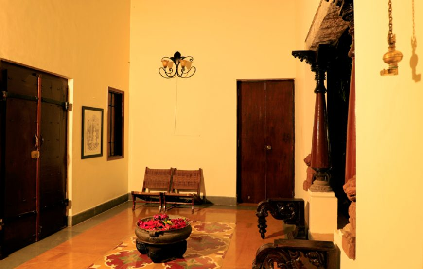 main hall of the oarty venues in bangalore