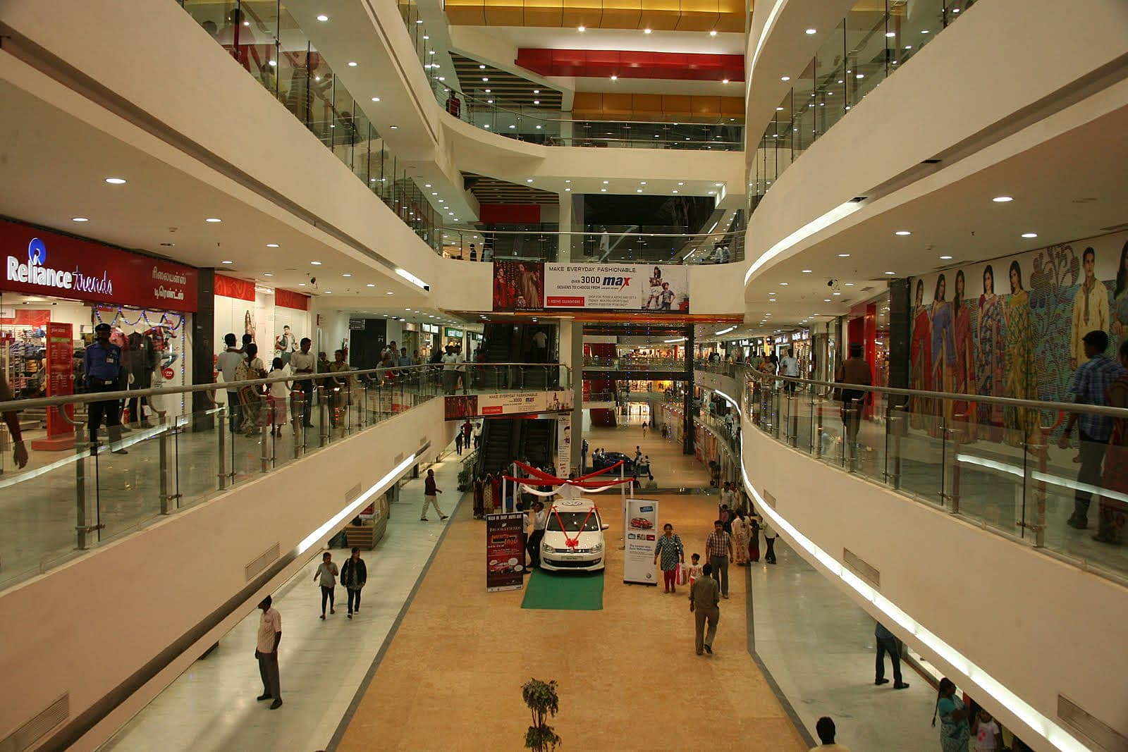 brookfields mall near homestay in coimbatore
