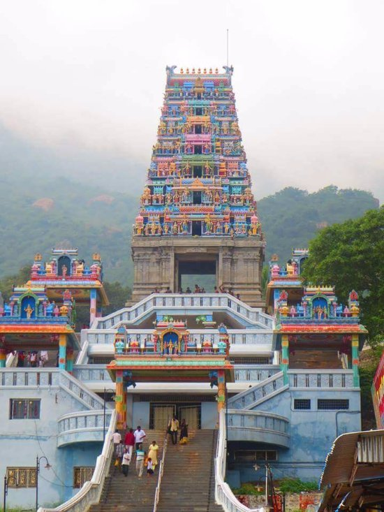 marudha mala temple situated near by homestay in coimbatore