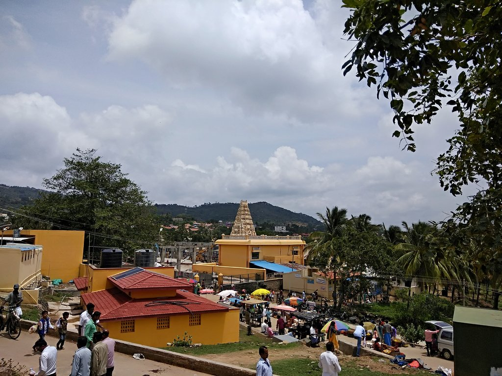 temple nearby bandipur forest stay