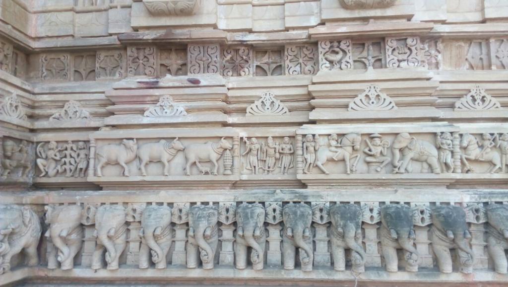 shamlaji temple near aravali adventure camp