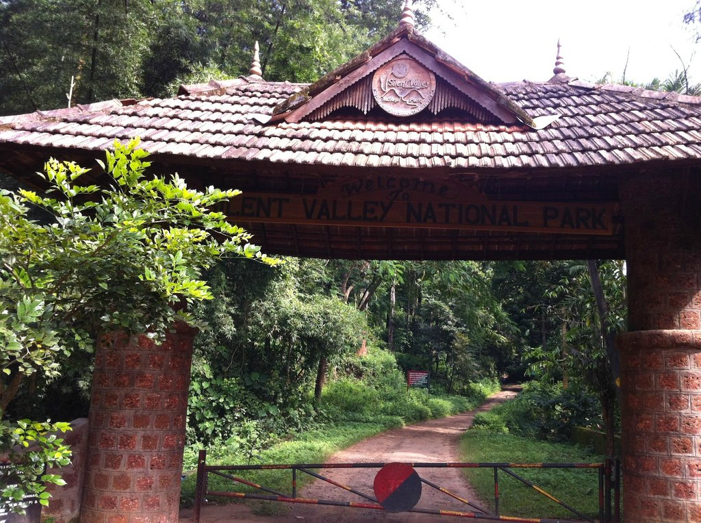 silent valley entrance in attapadi forest stay