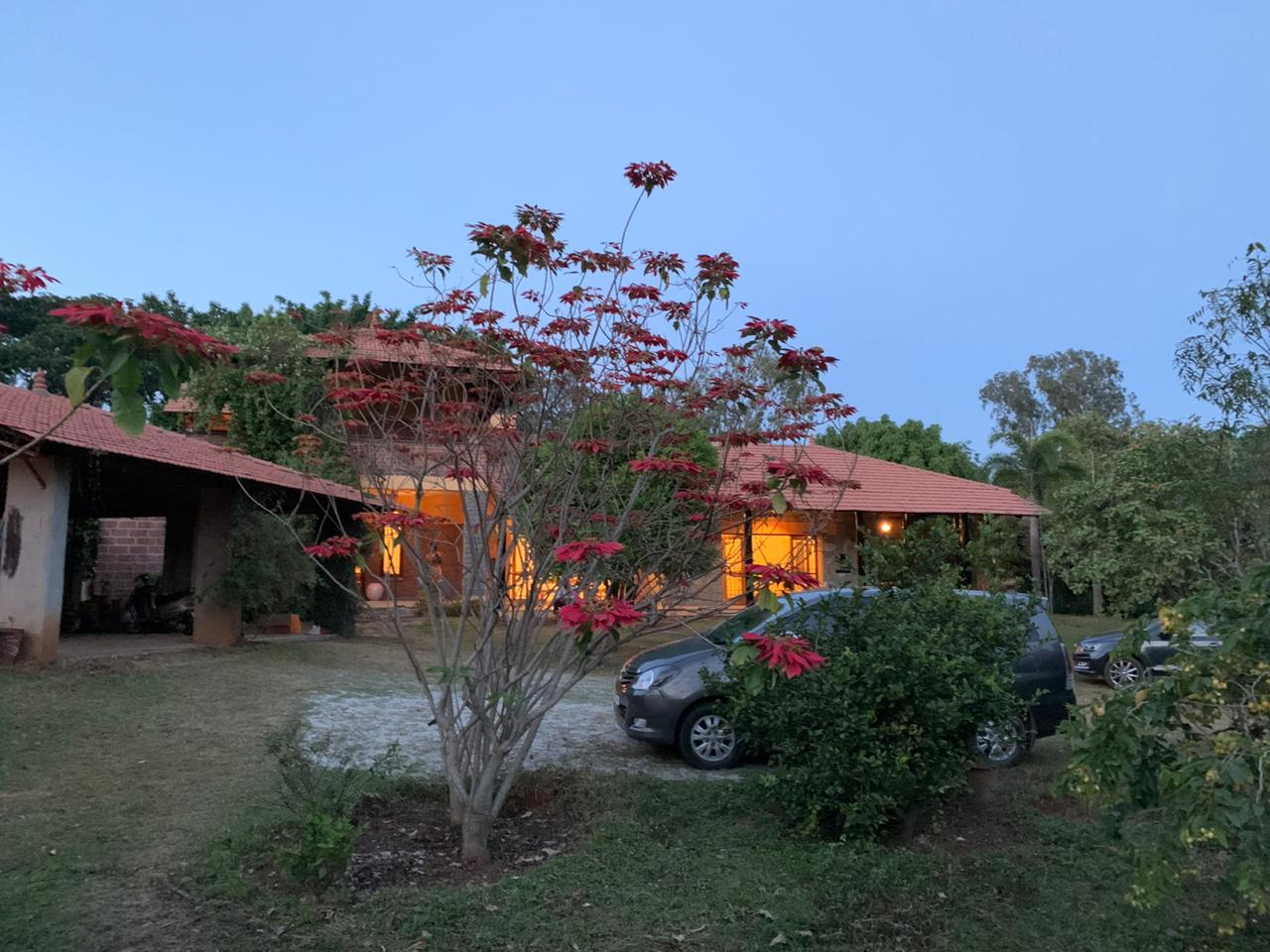 organic farm stay near bangalore